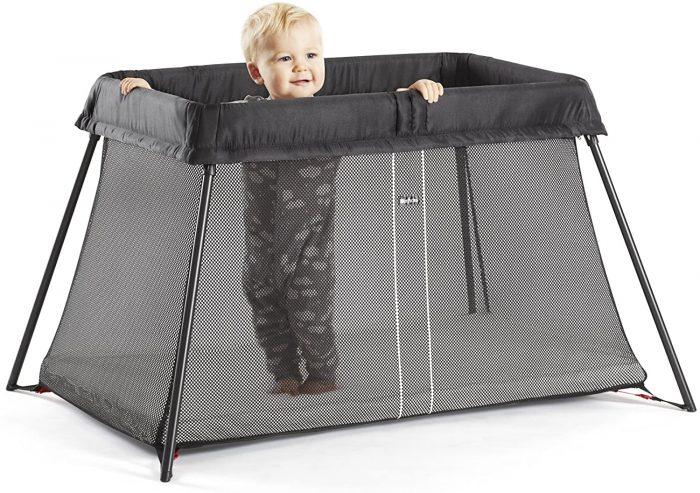 Les caractéristiques du lit parapluie babybjorn